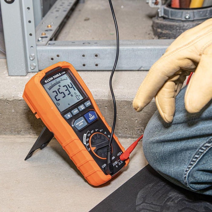 Klein Tools Insulation Resistance Tester, Model ET600*