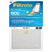 Filtrete™ Smart Air Filter attracts and captures microscopic particles such as bacteria, particles that can carry viruses, and large particles like mould spores and pollen. Its Bluetooth®-enabled sensor pairs with the Filtrete™ Smart Air Filter App to help track filter life and determine optimal replacement time. 16 in x 25 in x 1 in SKU: MMM190016X25X1  UPC: 638060264973