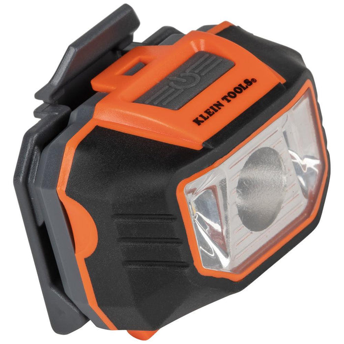 Hardhat Full Brim with Headlamp** Different styles available (Vented and Non-Vented)