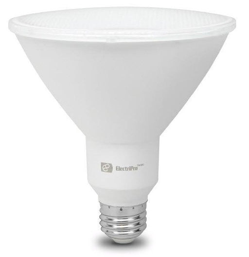 This Energy Star qualified lamp is dimmable and produces Soft White Light (3000K). SKU#: 19PAR38LED830DIM UPC: 067805475143