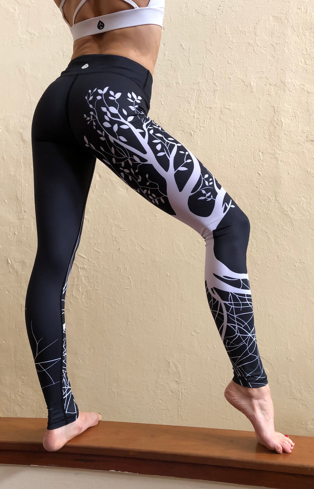 Tree of Badassness Leggings