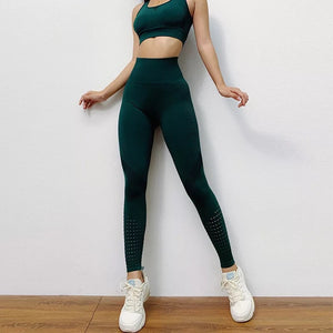 Equalizer Seamless Sports Bra