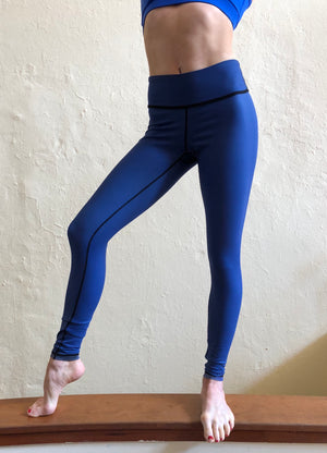 Reversible Wing Leggings - Galaxy