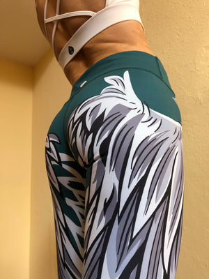 Wing Leggings - Philly Edition