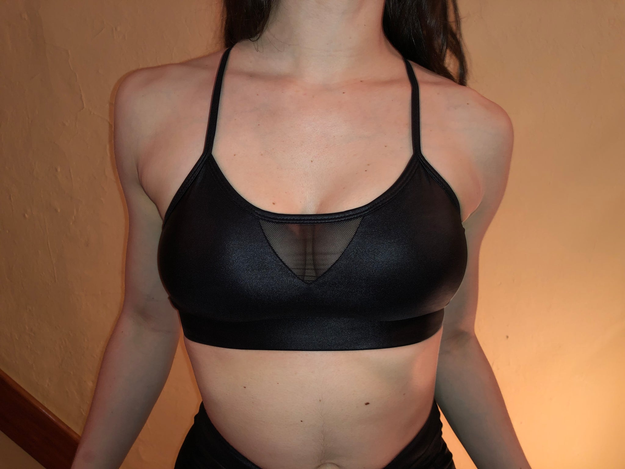 Double Mesh DTE Sports Bra
