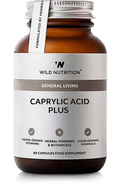 Caprylic Acid Plus
