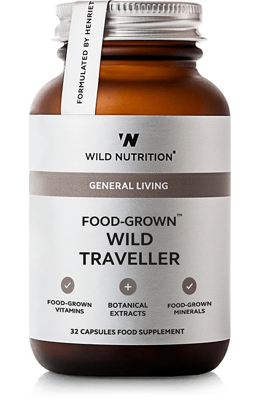 Food-Grown®  Wild Traveller