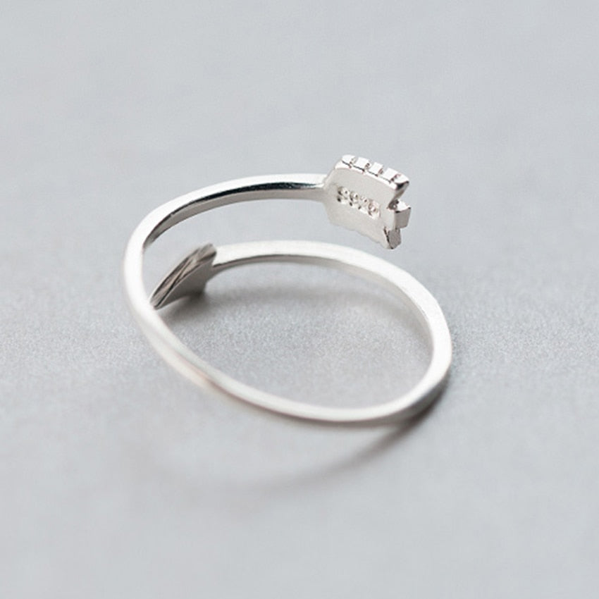 Todorova Sterling Silver Toe Ring