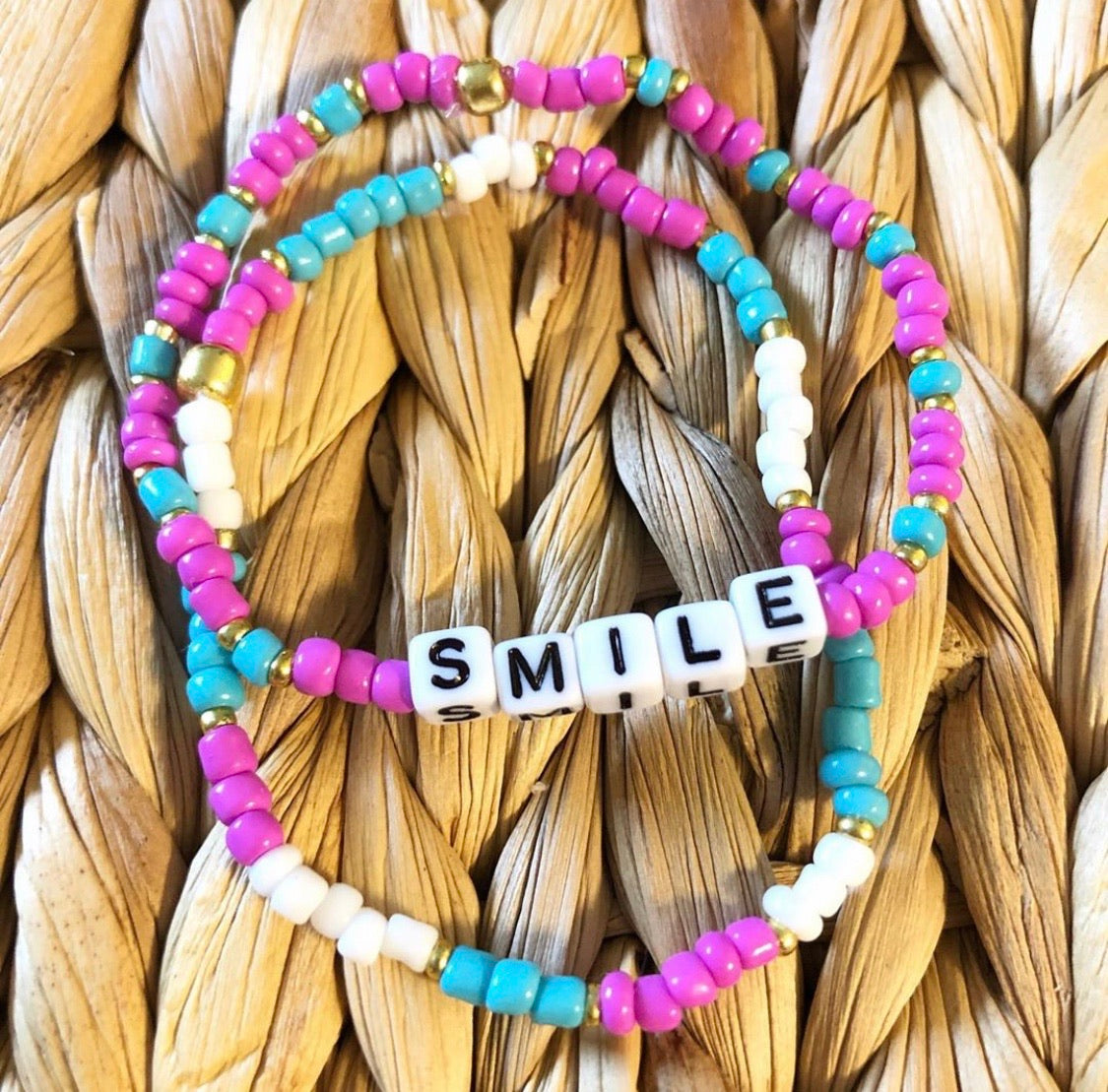 """Smile"" Children's Bracelet s/2"