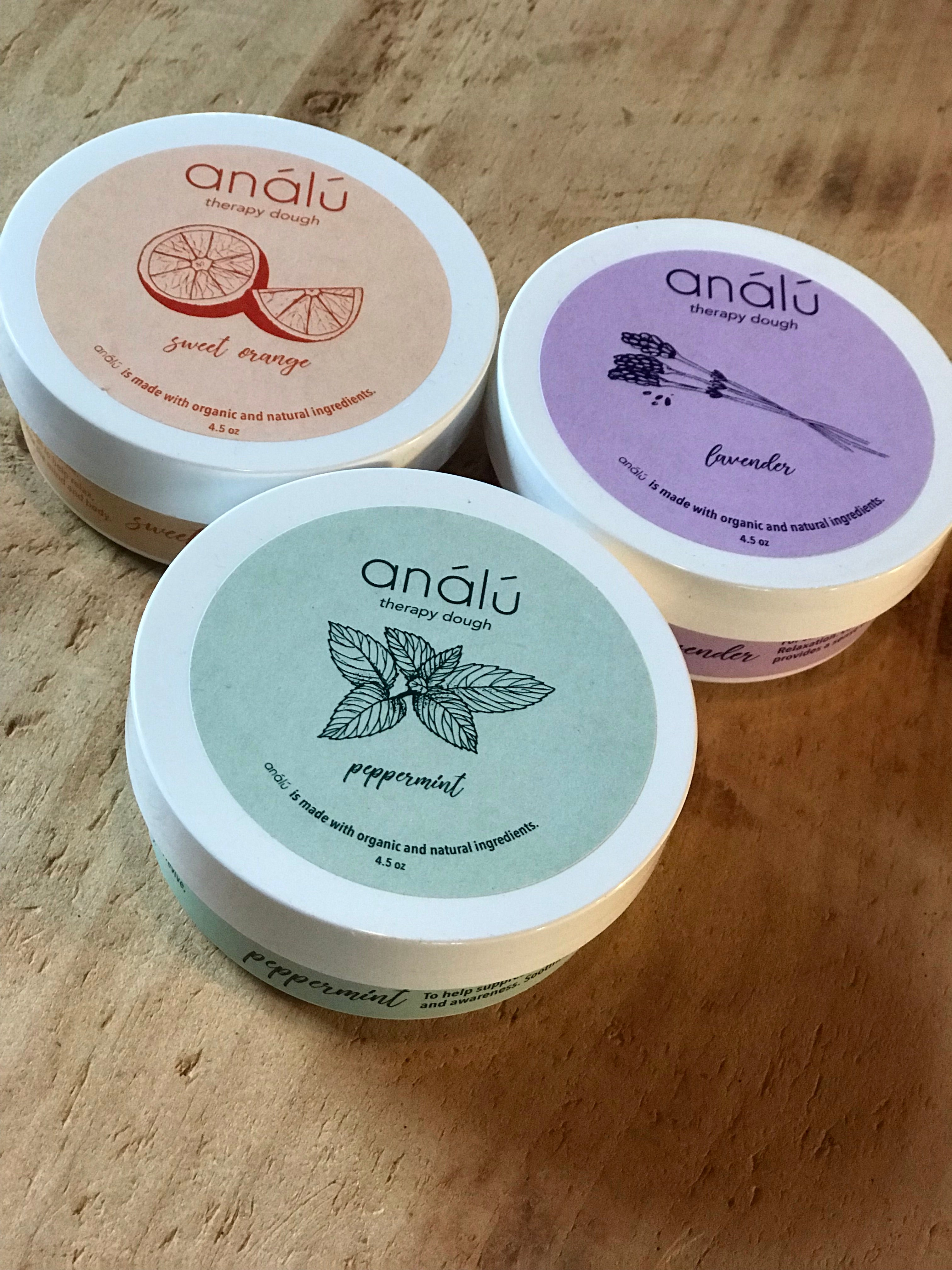 Analu Therapy Dough