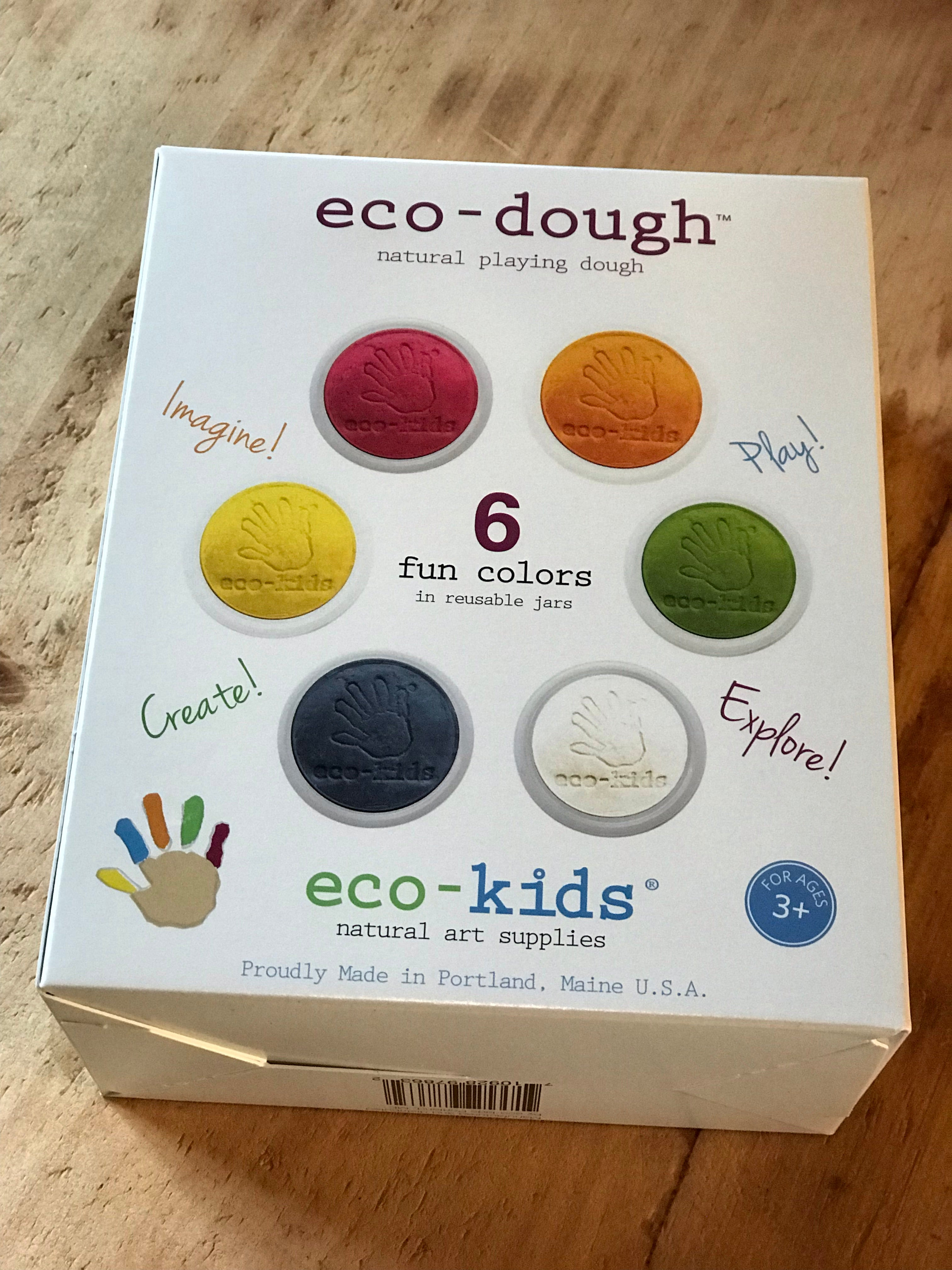 Eco-dough 6 pk