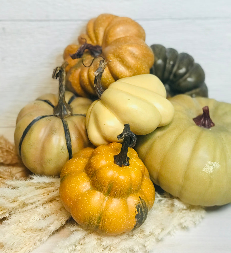 French Pumpkin Collection