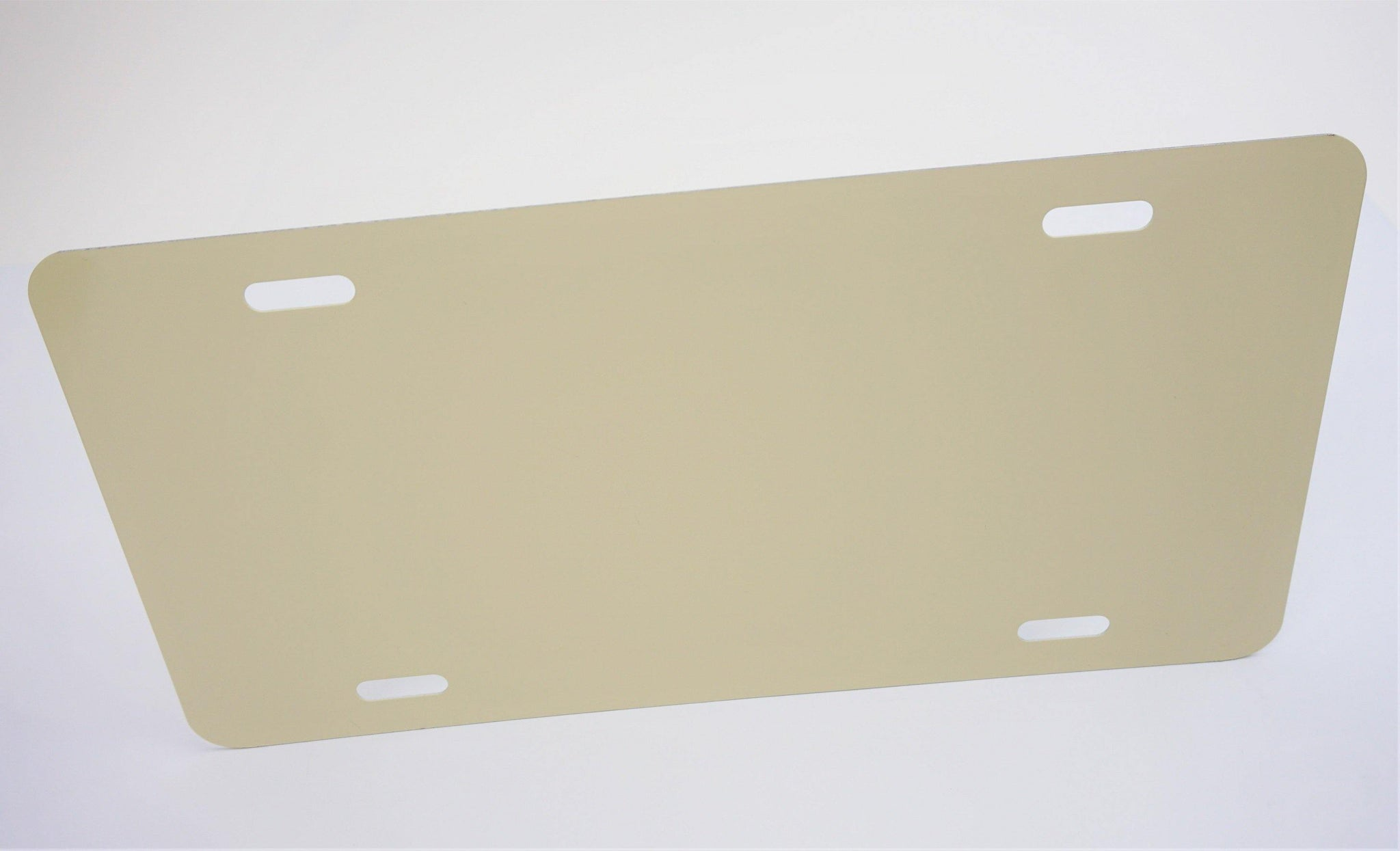 Anodized Aluminum License Plate Blanks Gauge .020 0.5mm 10 Pack-$3.99//Each - 12x6