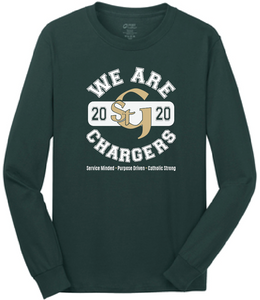 We Are Chargers Long Sleeve