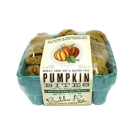 Dog Treats - Pumpkin Bites Fruit Crate Box