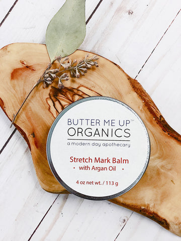 Organic Stretch Mark Body Butter