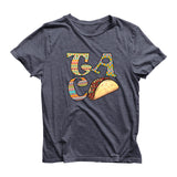 Eco Friendly Recycled Taco Unisex T-Shirt