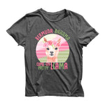 Eco Friendly Recycled Bermuda Bahama Unisex T-Shirt