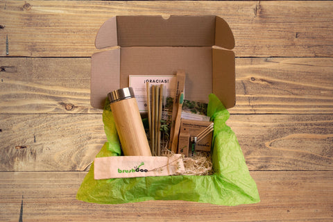 Eco Pack Green Gift