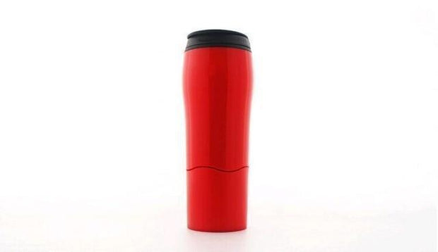 Anti-Tipping Mug Red Anti-Tipping Mug trendpicky