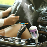 Auto Mini Car Humidifier Lavender Auto Mini Car Humidifier trendpicky