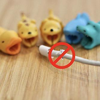 Baby Animals Cable Protector Baby Animals Cable Protector trendpicky