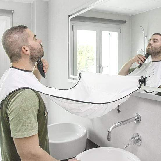 Beard Trimming Catcher White Beard Trimming Catcher trendpicky