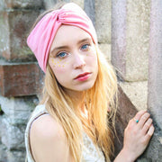 Boho Twist Headbands Blush Boho Twist Headband trendpicky
