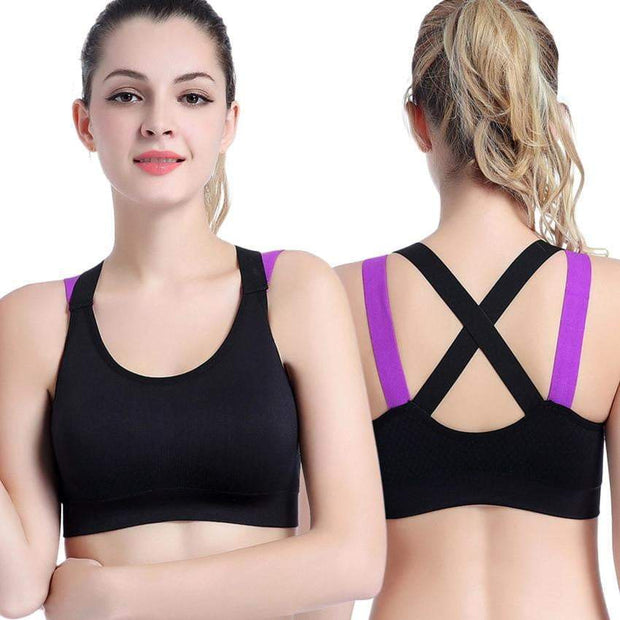 Comfortable Breathable Sports Bra Sports Bra trendpicky