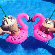 Cute Pool/Beach Cup Holders Flamingo Cup Holders trendpicky