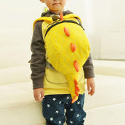 Dino Kids Backpack Yellow Backpack trendpicky
