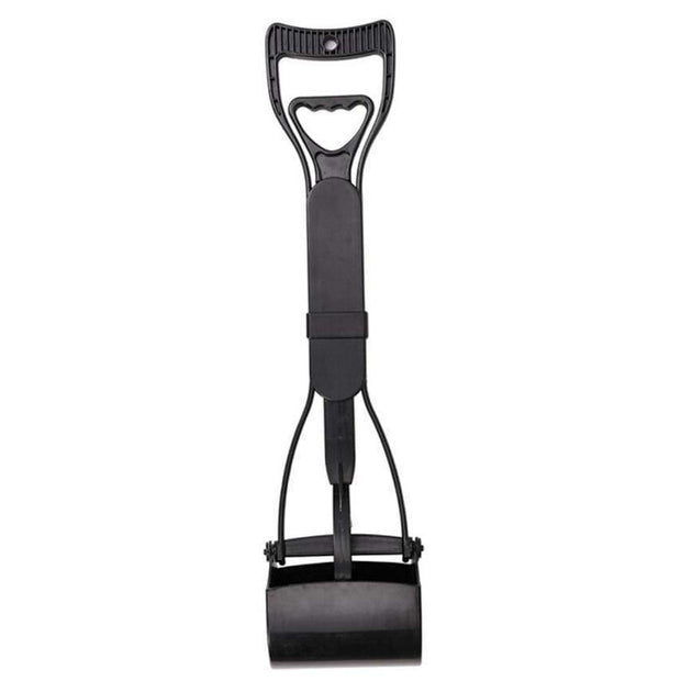 Dog Long-Handle Pooper Scooper Black Dog Long-Handle Pooper Scooper trendpicky