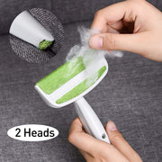 Double Heads Cleaning Brush for Sofa Bed Seat Cleaning Brush trendpicky