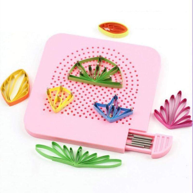 Easy Quilling Winder Grid Board trendpicky