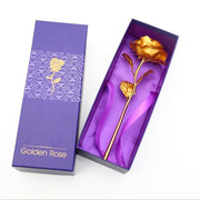 Everlasting Gold Rose Others & Gifts trendpicky