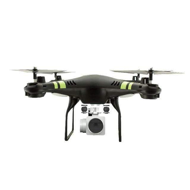 Fly-High Quadcopter Drone Black 720P trendpicky