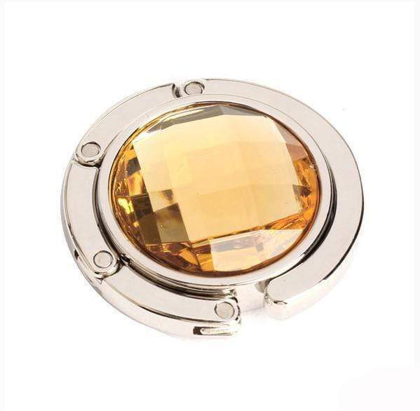 Handbag Holder Charm Citrine Handbag Holder Charm trendpicky