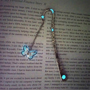 Handmade Glowing Bookmark Butterfly Handmade Glowing Bookmark trendpicky
