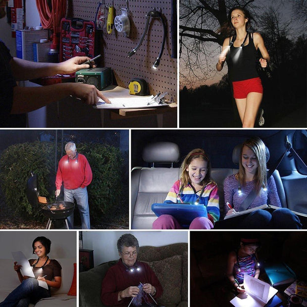 Hands-Free Portable Led Light Hands-Free Portable Led Light trendpicky