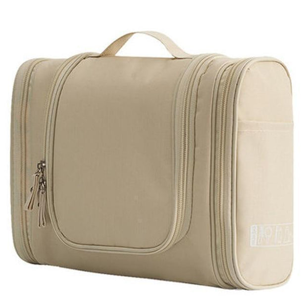 Hang It Up Travel Bag Beige Hang It Up Travel Bag trendpicky