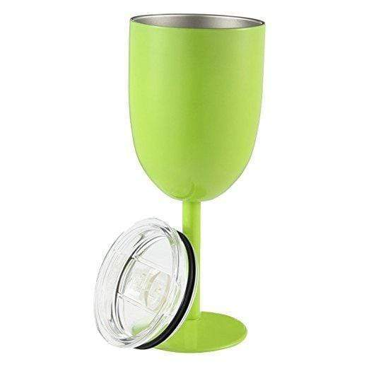 Insulated Wine Cups Green DrinkUp Insulated Wine Cups trendpicky