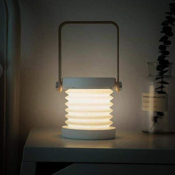 LED Foldable Lantern White / warm white trendpicky