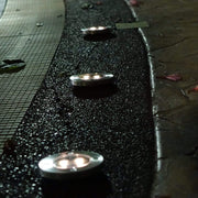 LED Solar Powered In-Ground Lights Lights trendpicky