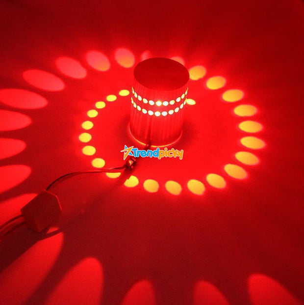 Modern Curve Light Red Light trendpicky