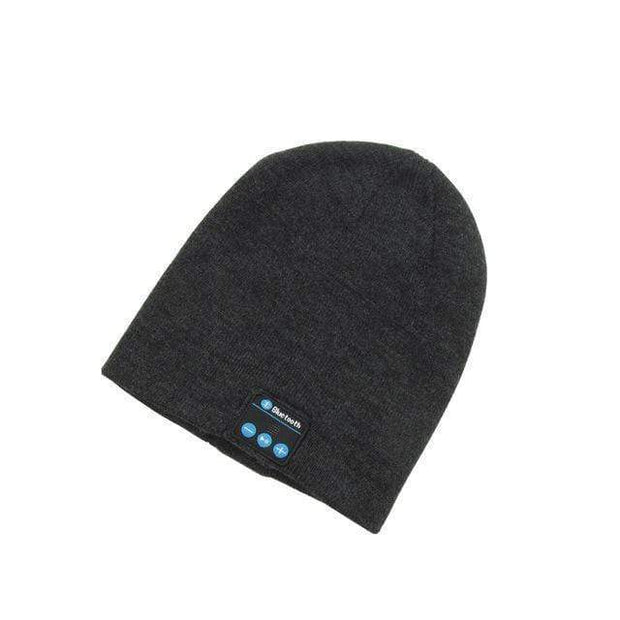 Music Bluetooth Beanie Charcoal Music Bluetooth Beanie trendpicky