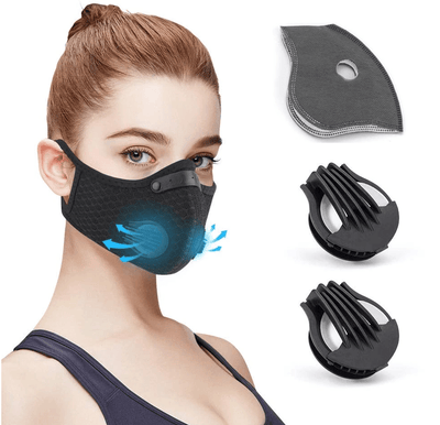 n95/n99 pollution bacteria mask