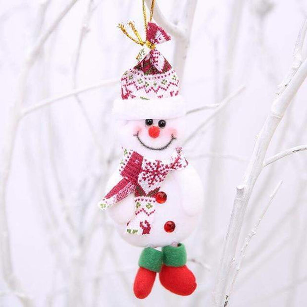 New Christmas Ornaments 02-Snowman trendpicky