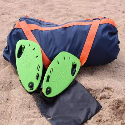 Outdoor Waterproof Blanket Bag Navy Outdoor Waterproof Blanket Bag trendpicky