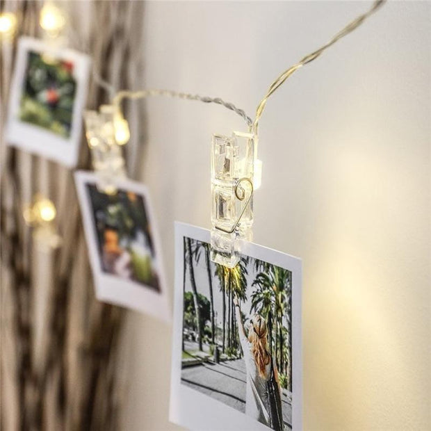 Photo String Lights Candle Lights trendpicky