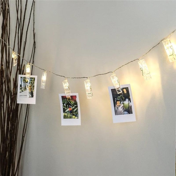 Photo String Lights Lights trendpicky